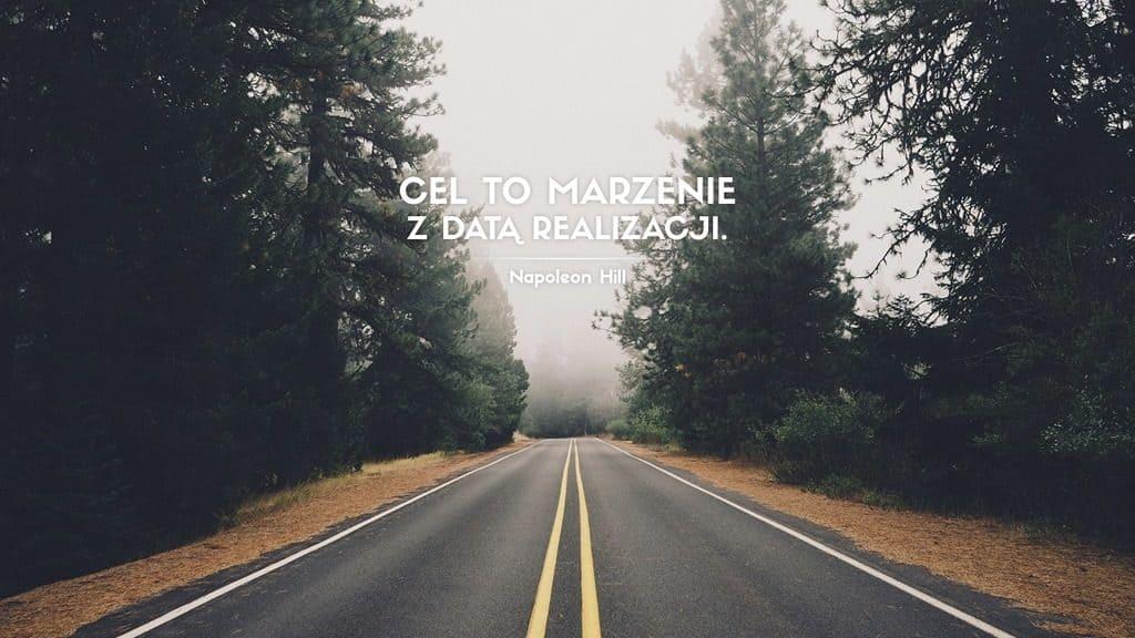 Cel to marzenie z datą realizacji